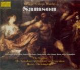 HAENDEL - Christophers - Samson, oratorio HWV.57