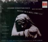 BACH - Schreier - Messe en si mineur, pour solistes, choeur et orchestre
