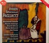 LEONCAVALLO - Santi - I Pagliacci (Paillasse)