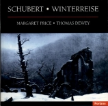 SCHUBERT - Price - Winterreise (Le voyage d'hiver) (Müller), cycle de mé