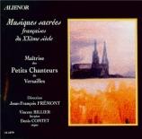 Musiques sacrées françaises du XXème siècle