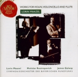 Works for Violon, Violoncello & Flute