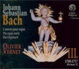 L'oeuvre pour orgue Vol.3 : 1708-1717