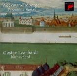 WECKMANN - Leonhardt - Pièces pour clavecin