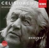 DEBUSSY - Celibidache - La mer, trois esquisses symphoniques pour orches