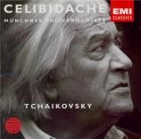 TCHAIKOVSKY - Celibidache - Symphonie n°5 en mi mineur op.64