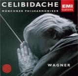 WAGNER - Celibidache - Siegfried-Idyll, pour orchestre en mi majeur WWV