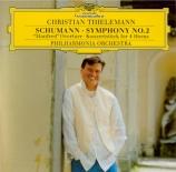 SCHUMANN - Thielemann - Symphonie n°2 pour orchestre en do majeur op.61