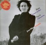 BIZET - Luisada - Les chants du Rhin, six romances sans paroles pour pia