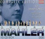 MAHLER - Tabakov - Symphonies (intégrale)