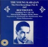 The Young Karajan Vol.8