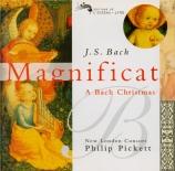 BACH - Pickett - Magnificat en ré majeur, pour solistes, chœur et orches