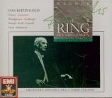 WAGNER - Furtwängler - Das Rheingold (L'or du Rhin) WWV.86a Or du Rhin (enr 26 - 10 - 1953)