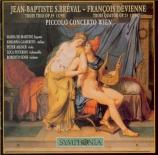 DEVIENNE - Piccolo Concert - Trois quatuors avec basson op.73