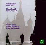 TCHAIKOVSKY - Repin - Trio pour piano, violon et violoncelle en la mineu