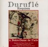 DURUFLE - Corti - Requiem op.9
