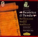 BELLINI - Rescigno - Beatrice di Tenda (Live New York, 21 - 02 - 1961) Live New York, 21 - 02 - 1961