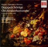 HAENDEL - Pommer - Concerto a due cori HWV332