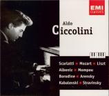 MOZART - Ciccolini - Sonate pour piano n°11 en la majeur K.331 (K6.300i)