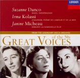 Great voices of the 50's Vol.2