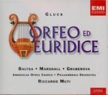 GLUCK - Muti - Orfeo ed Euridice (version italienne)