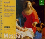 HAENDEL - Koopman - Messiah (Le Messie), oratorio HWV.56
