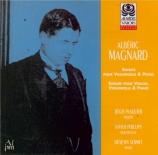 MAGNARD - Pasquier - Sonate pour violoncelle et piano op.20