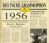 CHOSTAKOVITCH - Ancerl - Symphonie n°10 op.93