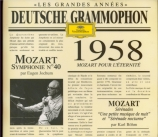 MOZART - Jochum - Symphonie n°40 en sol mineur K.550