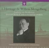 BEETHOVEN - Mengelberg - Symphonie n°1 op.21