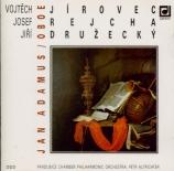 JIROVEC - Adamus - Sinfonia concertante pour hautbois et orchestre