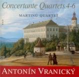 VRANICKY - Martinu Quartet - Quatuor concertant n°4