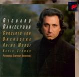 DANIELPOUR - Zinman - Concerto pour orchestre