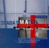 PÄRT - Fretwork - Stabat Mater