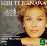 Sole e amore (Puccini arias)