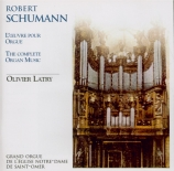 L'oeuvre pour orgue Grand orgue de l'église de Notre-Dame