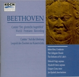 BEETHOVEN - Bass - Der glorreiche Augenblick, cantate op.136