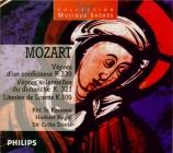 MOZART - Davis - Vesperae solennes de confessore, pour solistes, chœur