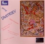 DMITRIEV - Glushchenko - Symphonie n°3 'Misterioso'