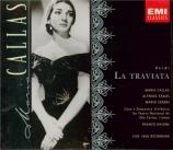 VERDI - Ghione - La traviata, opéra en trois actes