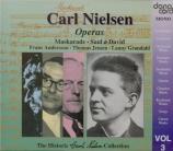 Carl Nielsen Vol.3 (Operas)