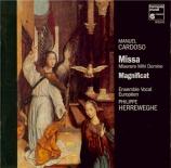 CARDOSO - Herreweghe - Missa miserere mihi Domine