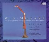 Les plus grands chefs-d'oeuvre pour clarinette
