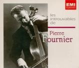 Les introuvables de Pierre Fournier