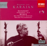 SCHUBERT - Karajan - Symphonie n°1 en ré majeur D.82
