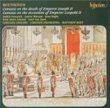 BEETHOVEN - Best - Cantate sur la mort de l'Empereur Joseph II WoO 87