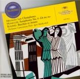 MILHAUD - Moizan - Les Choéphores op.24