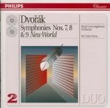 DVORAK - Davis - Symphonie n°7 en ré mineur op.70 B.141