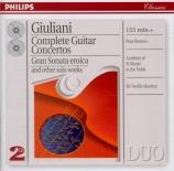 Complete Guitar Concertos