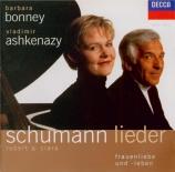 SCHUMANN - Bonney - Frauenliebe und -Leben (L'amour et la vie d'une femm